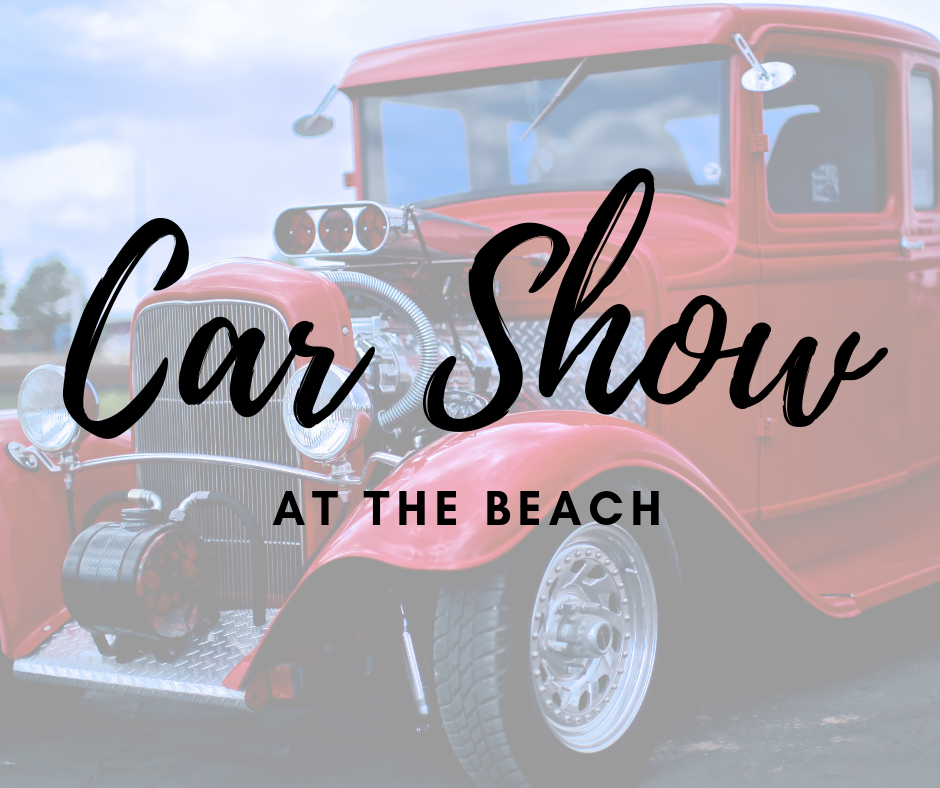 Car Show at the Beach