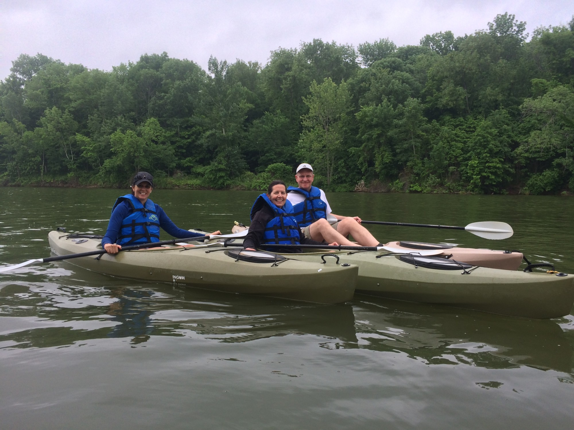 Registration Now Open for Guided Kayak Events at Seneca Lake!