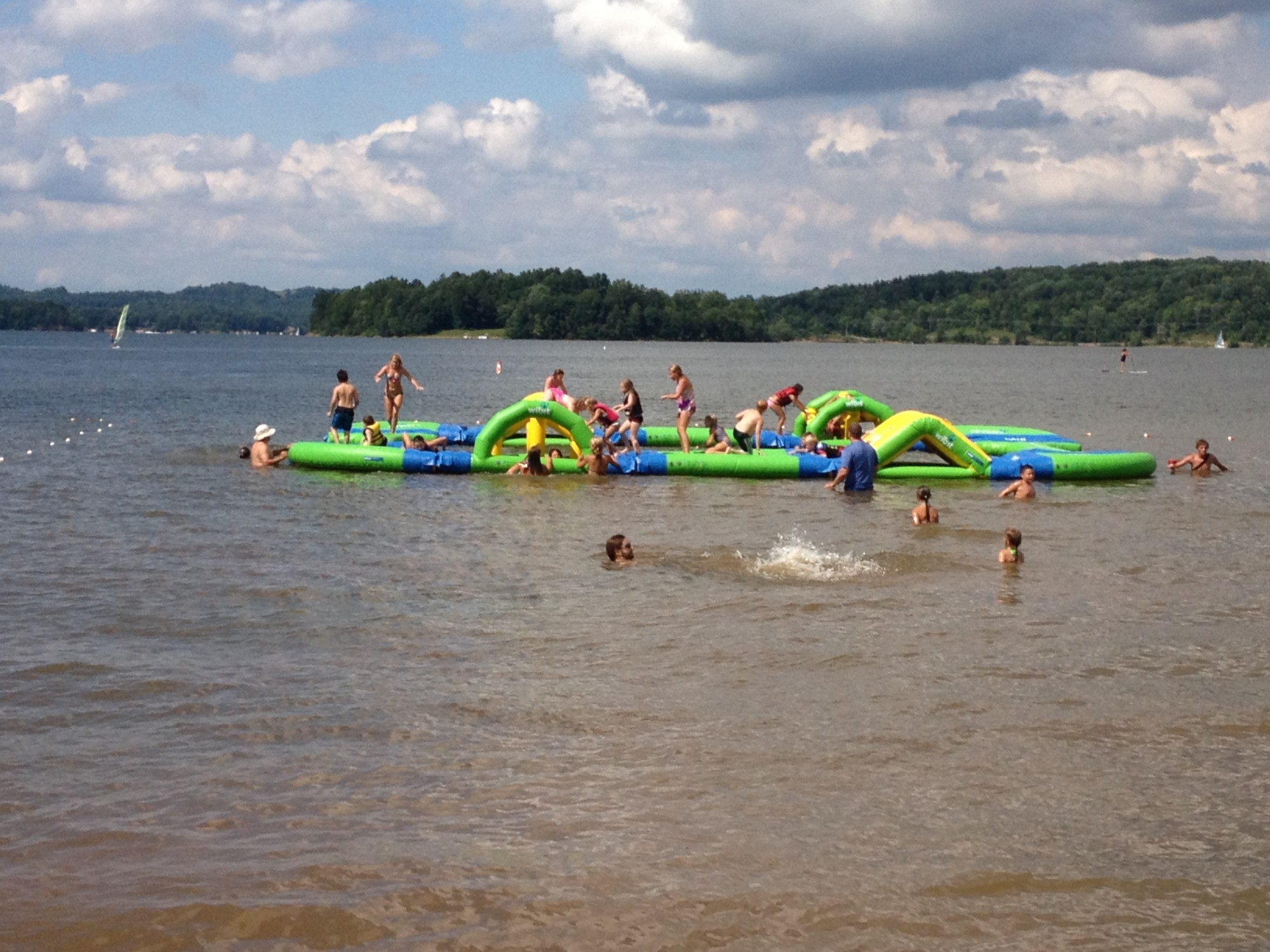 Seeking Beach Concession Operator at Seneca Lake Park!